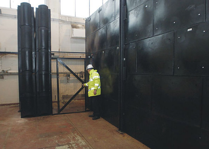 Applications for the MRP Modular Barrier System